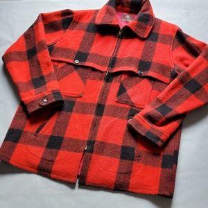 Vintage | Wool Flannel Hunting Togs Winter Jacket